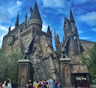 Hogwarts/Forbidden Journey Ride