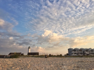 Morning on St George Island